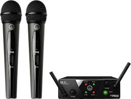 Купить <b>Радиосистема AKG WMS40</b> Mini2 Vocal Set BD US25A/C ...