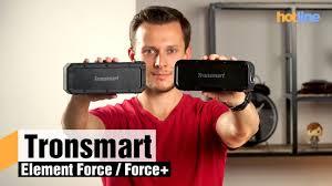 Tronsmart Element Force и Force+ — обзор беспроводных <b>колонок</b>