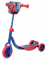 Детский <b>самокат трехколесный 1toy</b> Человек-паук Т58466 ...