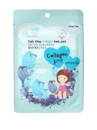 Купить Mijin <b>MJ</b> Care Daily Dewy Сollagen Mask Pack <b>Маска</b> ...