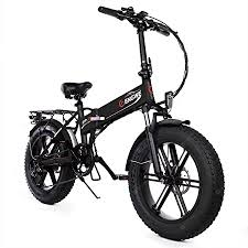 <b>ENGWE EP</b>-<b>2</b> Upgrade Version <b>500 W Folding</b> Fat Tyre Electric ...