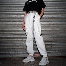 135cm Black White <b>Plaid Belt</b> Women's <b>Checkerboard Belt Canvas</b> ...