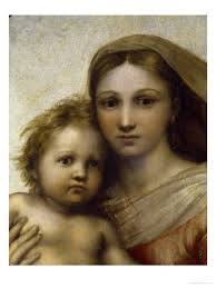 「madonna raphael san sisto」の画像検索結果