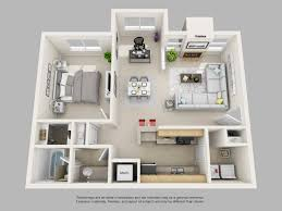 Exciting One Bedroom Apartment House Plan Images With Bedroom    Exciting One Bedroom Apartment House Plan Images With Bedroom Apartments For Bedroom Apartment House Plans Home