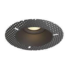 Встраиваемый <b>светильник Maytoni</b> Spodek <b>DL042</b>-<b>01B</b> купить в ...