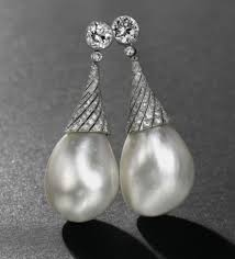 Most Expensive Pearl Earrings