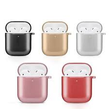 <b>Silicone Bluetooth Wireless Earphone</b> Case For Airpods Protective ...
