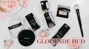 GLØDENE HUD | <b>Sensai Flawless Satin Foundation</b> - YouTube