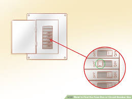 how to the fuse box or circuit breaker box 12 steps image titled the fuse box or circuit breaker box step 10