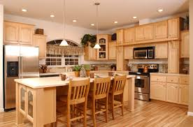 f awesome kitchen breakfast ideas the featuring cream maple color regarding kitchen cabinet and rectangle white marble top kitchen island by end glass awesome kitchen cabinet