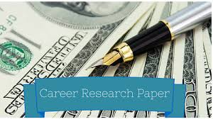 career research paper sample and caree research paper outline content career research paper