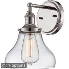 wall sconces bathroom lighting designs artworks: nuvo vintage  light quot wall sconce