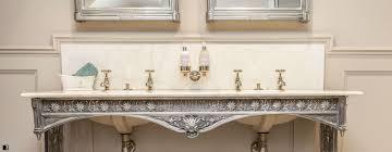 rhodes pursuit mm bathroom vanity unit: bathroom  his and hers tradtional marble top vanity unit