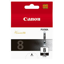 Купить <b>Картридж</b> для струйного принтера <b>Canon CLI</b>-8BK в ...