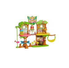 <b>Игровой набор Mattel</b> Enchantimals GFN59 Джунгли-кафе ...