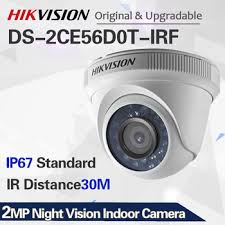 Купить Hikvision English Version 4 in 1 Switchable DS-2CE56D0T ...