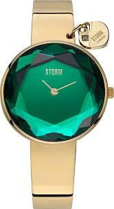 <b>Женские часы Storm</b> GOLD LAZER GREEN 47436/GD/G ...