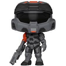 Купить <b>Фигурка Funko POP</b>! <b>Halo</b> Infinite: Spartan Mark VII w ...