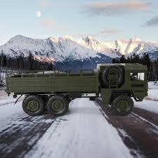 <b>NB2805</b> 1:16 2.4GHz 6WD 12km/h Military RC Truck Car Model Gift ...