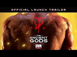 DOOM Eternal: The <b>Ancient</b> Gods - Part One Official Trailer - YouTube