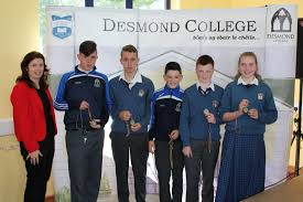 desmond college student awards sports awards desmond college desmond college student awards 2015 sports awards first year ms walsh
