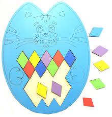 <b>Обучающая игра Taowa Мозаика</b>, 051-213-1 оранжевый ...