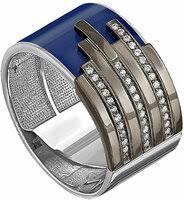 <b>Кольцо</b> новое мужское современное серебро с фианита ...
