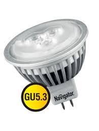 Светодиодная <b>лампа Ecola Reflector LED</b> 4.2w GU10
