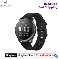 $30.99 <b>New Global Version Haylou</b> Solar Smart Watch 12 Sports ...