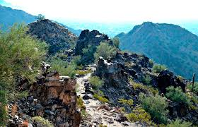 hiking piestewa peak phoenix arizona jessie on a journey hiking piestewa peak can you believe that i m still technically in the city photo courtesy of jessie on a journey