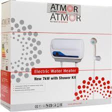 <b>Водонагреватель Atmor New 7</b> кВт для душа купить в магазине ...