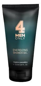 <b>Тонизирующий очищающий гель</b> для волос и тела 4 Men Only ...