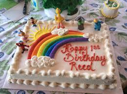 sesame street birthday cake costco reed s first birthday sesame street birthday cake costco