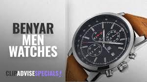10 Best Selling <b>BENYAR Men Watches</b> [2018 ]: FOVICN Men's ...