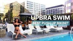 UPBRA SWIM | THE BEST <b>PUSHUP BIKINI</b>?   | GIA GUNN - YouTube