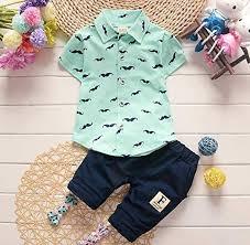 Buy BibiCola Boys <b>Clothing Sets Summer</b> Baby Boys Clothes Suit ...