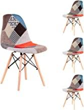 Dining Chairs - Red / Dining Chairs / Dining Room ... - Amazon.co.uk