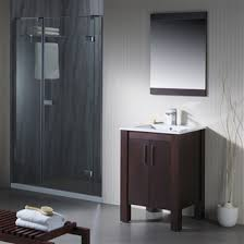 bathroom place vanity contemporary: quick view this product vanity parsons  with porcelain top