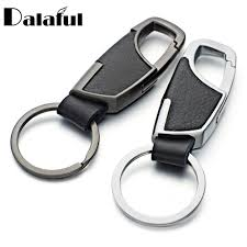 2017 New <b>High Quality Leather Keyrings</b> KeyChains For Car ...
