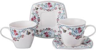 Набор <b>чайный Lefard</b>, 4 предмета. QY300-06-2 - купить по ...