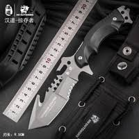 <b>HX OUTDOORS</b> Army Survival Knife Outdoor Tools <b>High Hardness</b> ...
