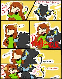 Anger Control Pokemon | Spirit Pokémon | Know Your Meme via Relatably.com