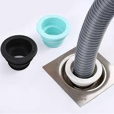 3 pcs <b>Deodorant Insect</b> resistant <b>floor drain</b> seals drain plug Seal ...