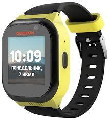 Детские <b>умные часы GEOZON</b> LTE — купить по выгодной цене на ...
