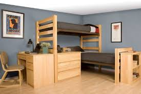 college dorm room ideas with bunk beds for boys room dorm room