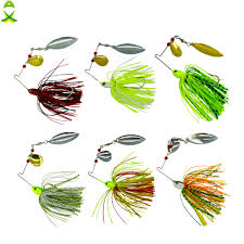 JSM <b>10 pcs</b>/<b>lot fishing spoon lures</b> spinner bait for Bass Pike fishing ...
