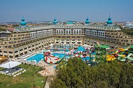 <b>Crystal Sunset Luxury Resort</b> & Spa Side in Side, Antalya ...