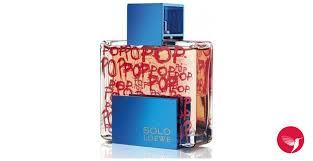 <b>Solo Loewe Pop Loewe</b> cologne - a fragrance for men 2010