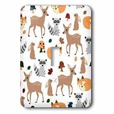 Janna Salak Designs Woodland Creatures - Woodland Animals ...