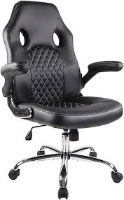 Office Chair, Gaming Chair Bonded Leather ... - Amazon.com